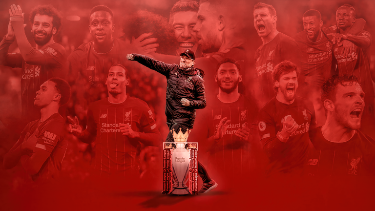 Liverpool crowned 2019-20 Premier League champions | Football News ...