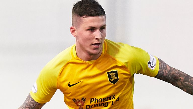 Lyndon Dykes has been linked with a move to Rangers