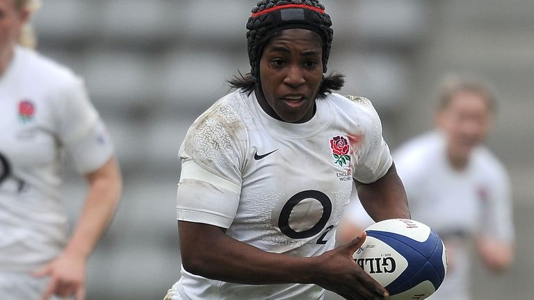 Maggie Alphonsi discusses England Women's World Cup win in 2014 and the subsequent recognition it brought her and women's sport