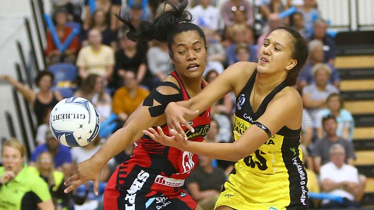 The Tactix will be flying to Auckland on chartered flights for their matches