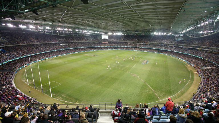 Melbourne's Marvel Stadium is a multi-purpose venue