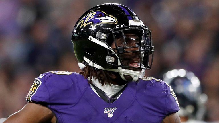 Judon led the Ravens in sacks last season