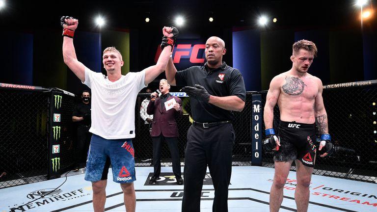 max Rohskopf UFC