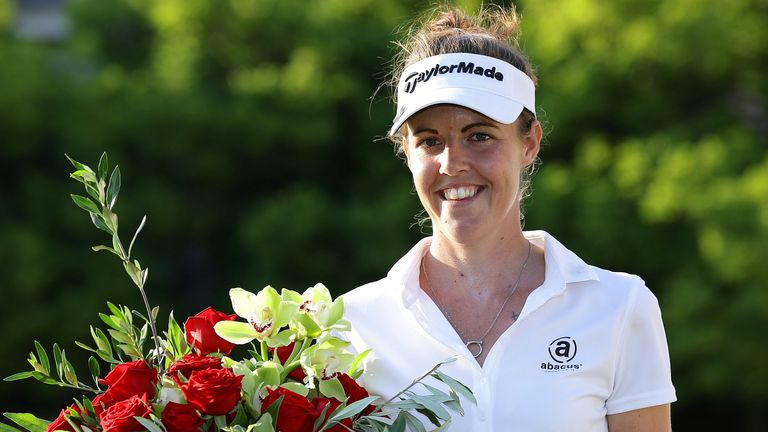 MacLaren carded a three-under 69 to claim a two-shot victory