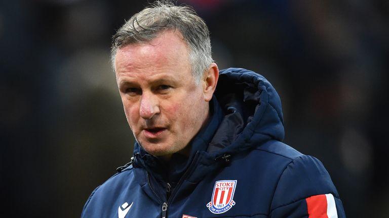Stoke City Coach, Michael O'Neill Tests Positive For Coronavirus