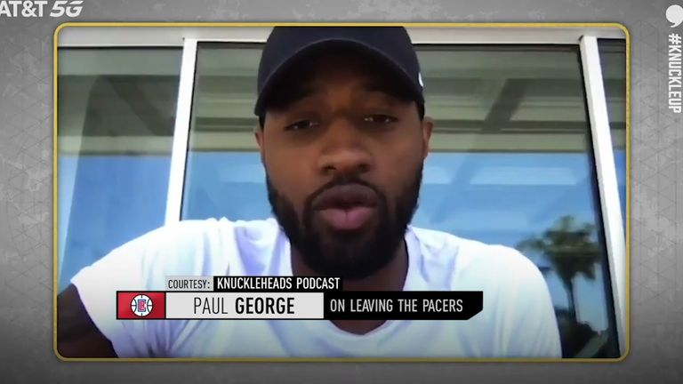 Los Angeles Clippers star Paul George revealed the moment he knew he had to leave the Indiana Pacers in 2017.