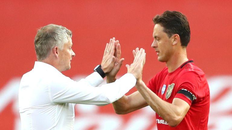 Bruno Fernandes lauds Man Utd teammate De Gea for 'amazing' Brighton display