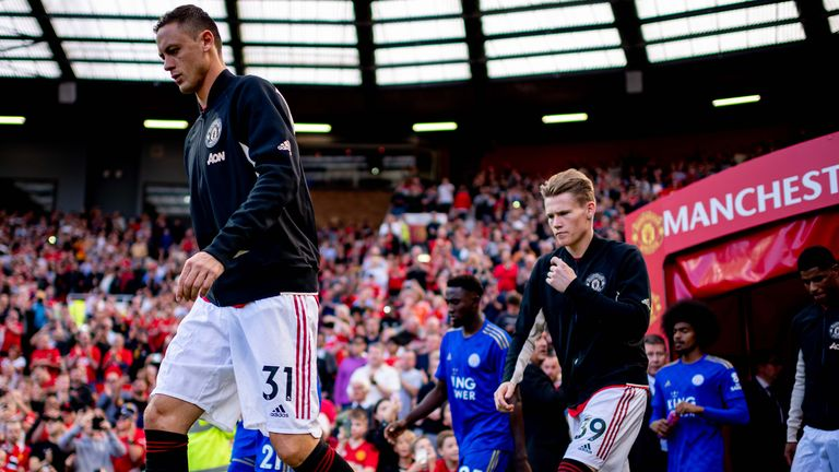 Matic says he is always there for McTominay whenever he needs any advice