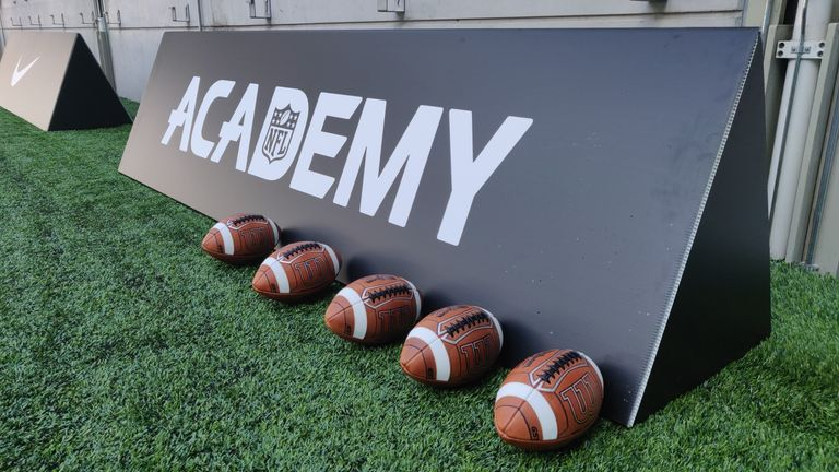 The NFL Academy was launched in 2019