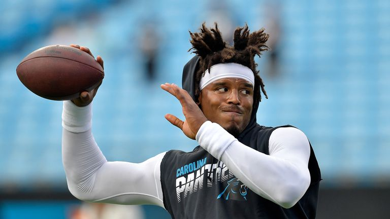 Mike Robinson, Brian Baldinger and Mike Garafolo discuss if quarterback Cam Newton makes the New England Patriots the favourites in the AFC East