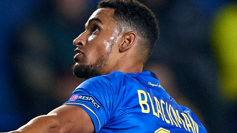 Nick Blackman has just won the title with Maccabi Tel Aviv in Israel