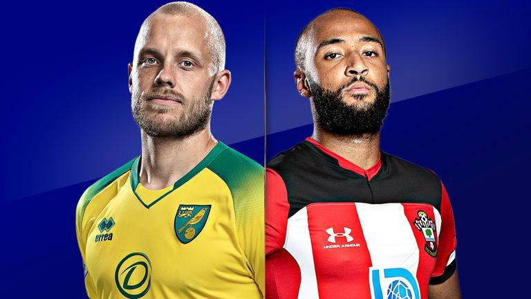 Norwich vs Southampton