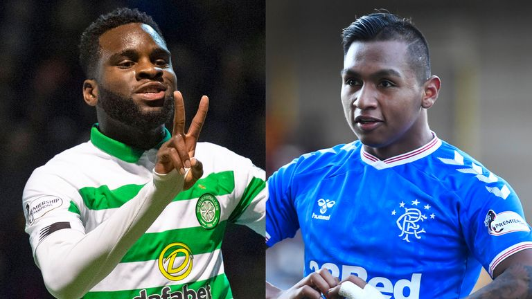Odsonne Edouard's Celtic and Alfredo Morelos' Rangers will meet in October