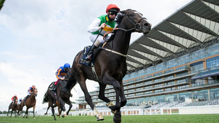 Pyledriver wins the King Edward VII Stakes at Royal Ascot