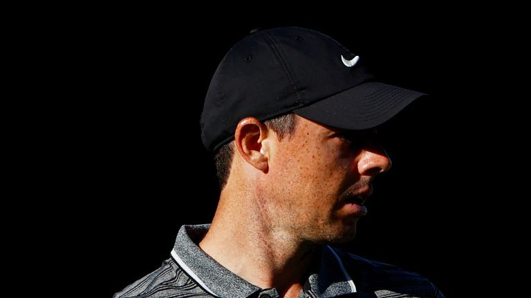 McIlroy's 63 was his lowest score of the year