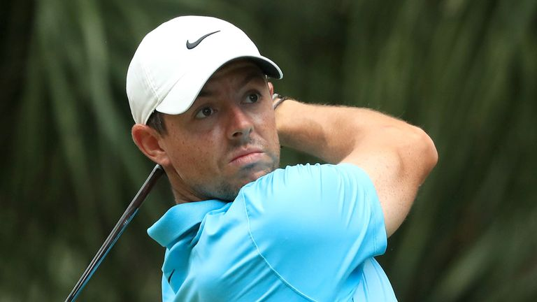 McIlroy admitted a positive test was inevitable on the PGA Tour