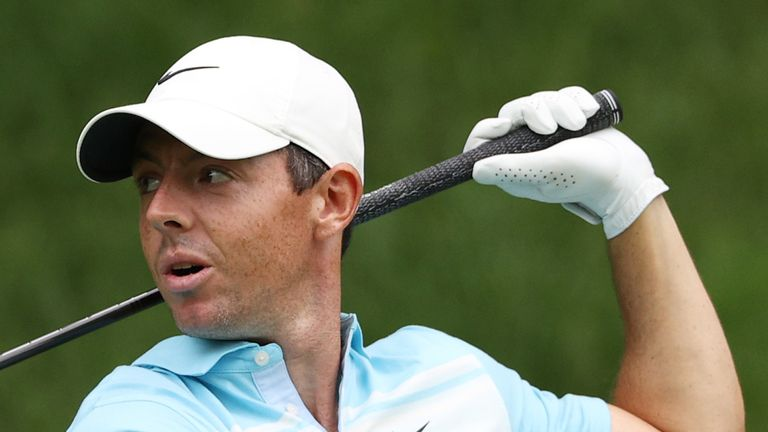 McIlroy has finished tied-32nd and tied-41st in his previous two PGA Tour starts