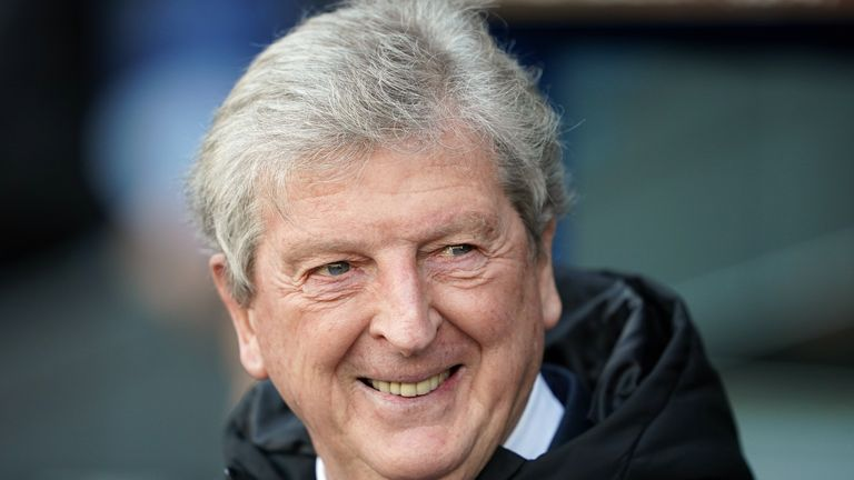 Can Roy Hodgson help Crystal Palace to their highest ever Premier League finish?