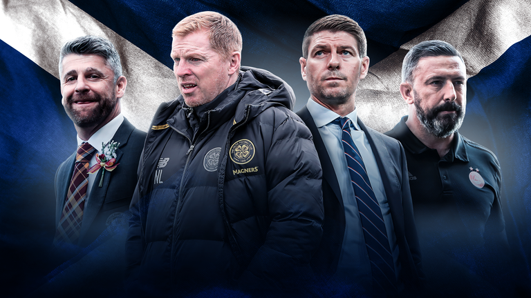 The Scottish Premiership returns as part of a new deal with Sky Sports