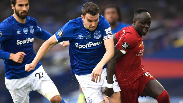 Everton Deserved To Win Merseyside Derby Says Jamie Carragher Football News Sky Sports