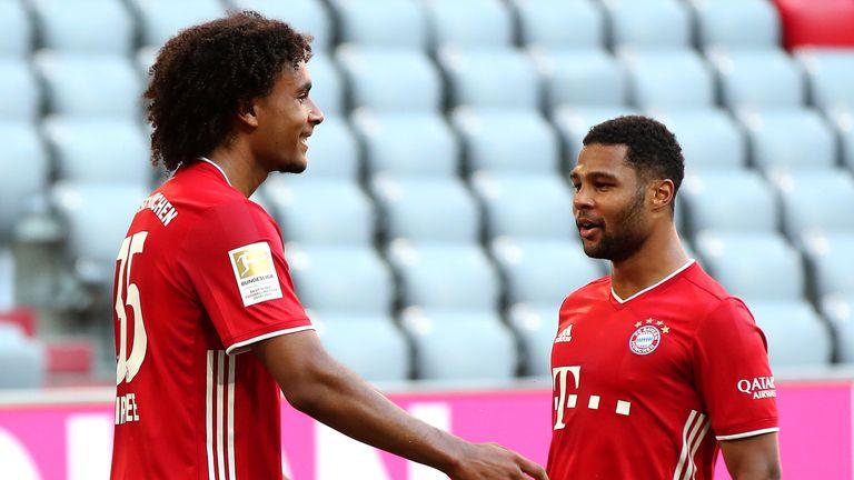 Bay Munich 2 1 M Gladbach Match Report Highlights