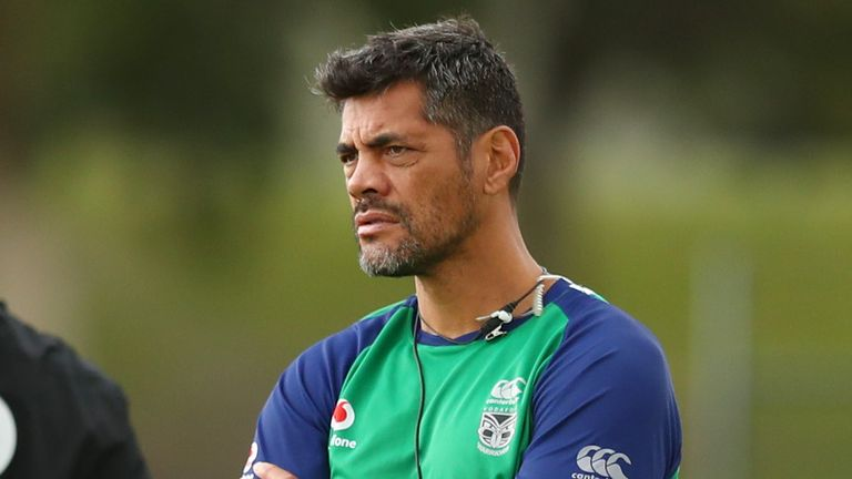 Stephen Kearney was sacked by the Warriors over the weekend