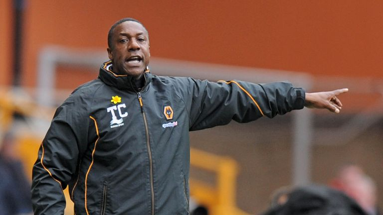 Terry Connor oversaw 13 games as Wolves manager in 2012, following the sacking of Mick McCarthy