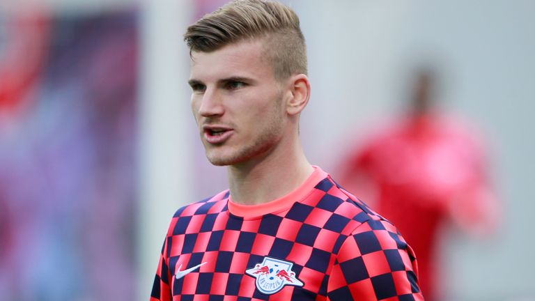 Timo Werner Rb Leipzig Striker Will Not Play In Champions League Ahead Of Expected Chelsea Move Football News Sky Sports