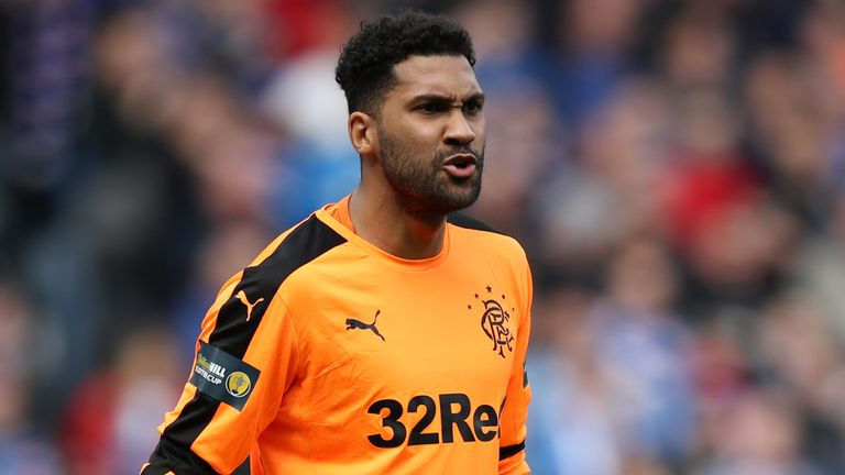 Wes Foderingham is now a free agent after his contract at Rangers expired.