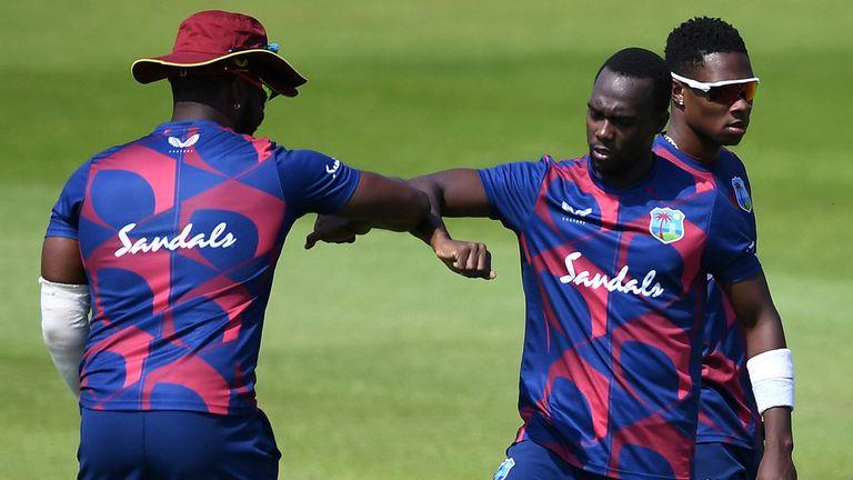 West Indies played their first warm-up game last week