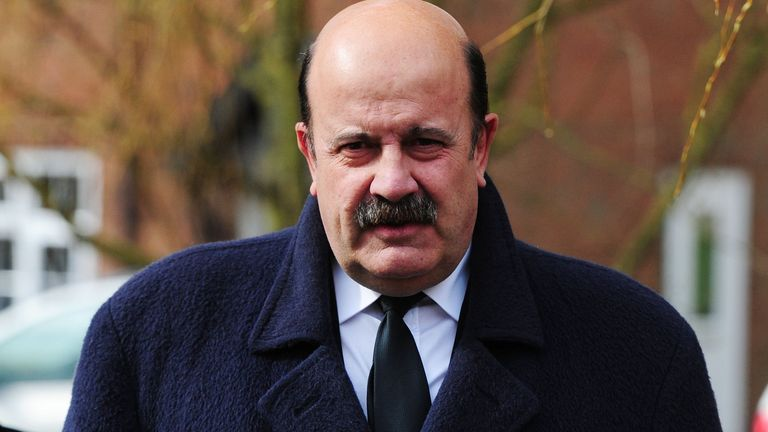Snooker legend Willie Thorne passed away in Spain