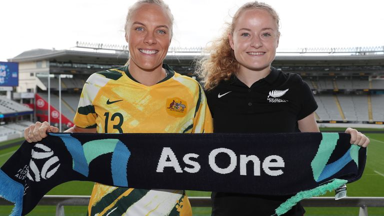 Australia and New Zealand will host the Women's World Cup in 2023