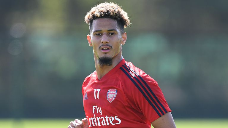 Arsenal and Saint-Etienne failed to agree a loan extension for the defender, which would have allowed him to play in the French Cup final against PSG