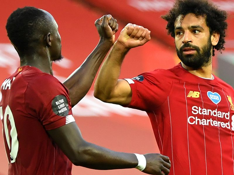 Liverpool 2020 Premier League Champions Winners Schal 100/% Acryl Klopps Heroes Fu/ßball Schal