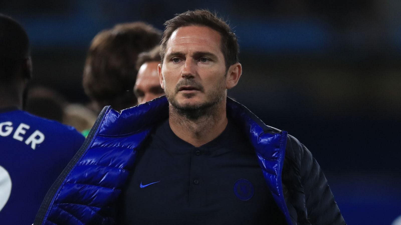 Frank Lampard: Chelsea boss admits side must improve after 'nervy' performance