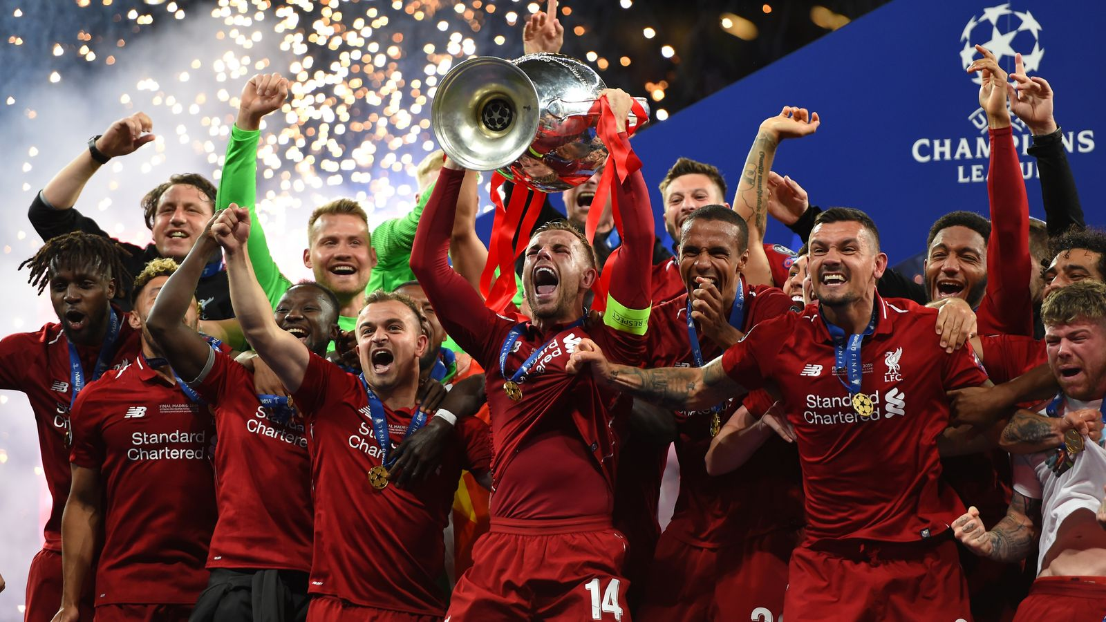 Premier League could have eight clubs across Champions ...