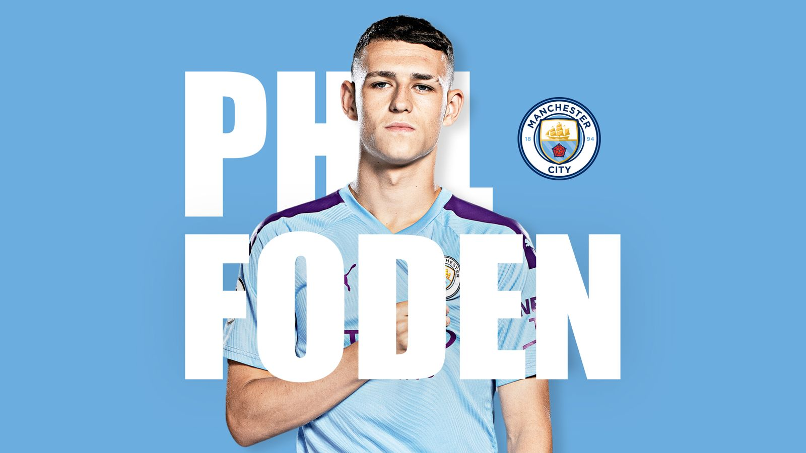 Phil Foden exclusive interview: Manchester City star on David Silva,  improvement, position and fishing | Football News