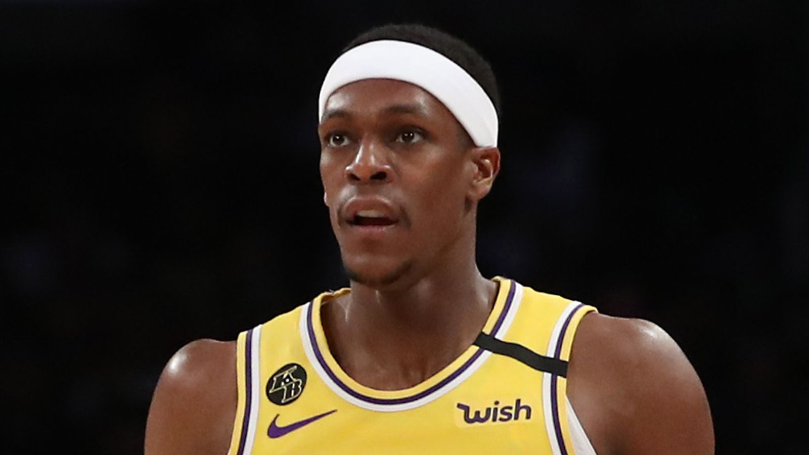 Los Angeles Lakers Point Guard Rajon Rondo To Have Surgery After Breaking Thumb NBA News Sky Sports