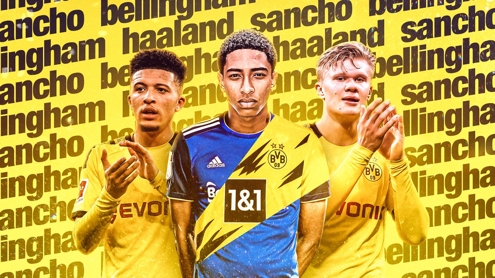 Jadon Sancho To Erling Haaland How Borussia Dortmund Land The World S Best Youngsters Football News Sky Sports