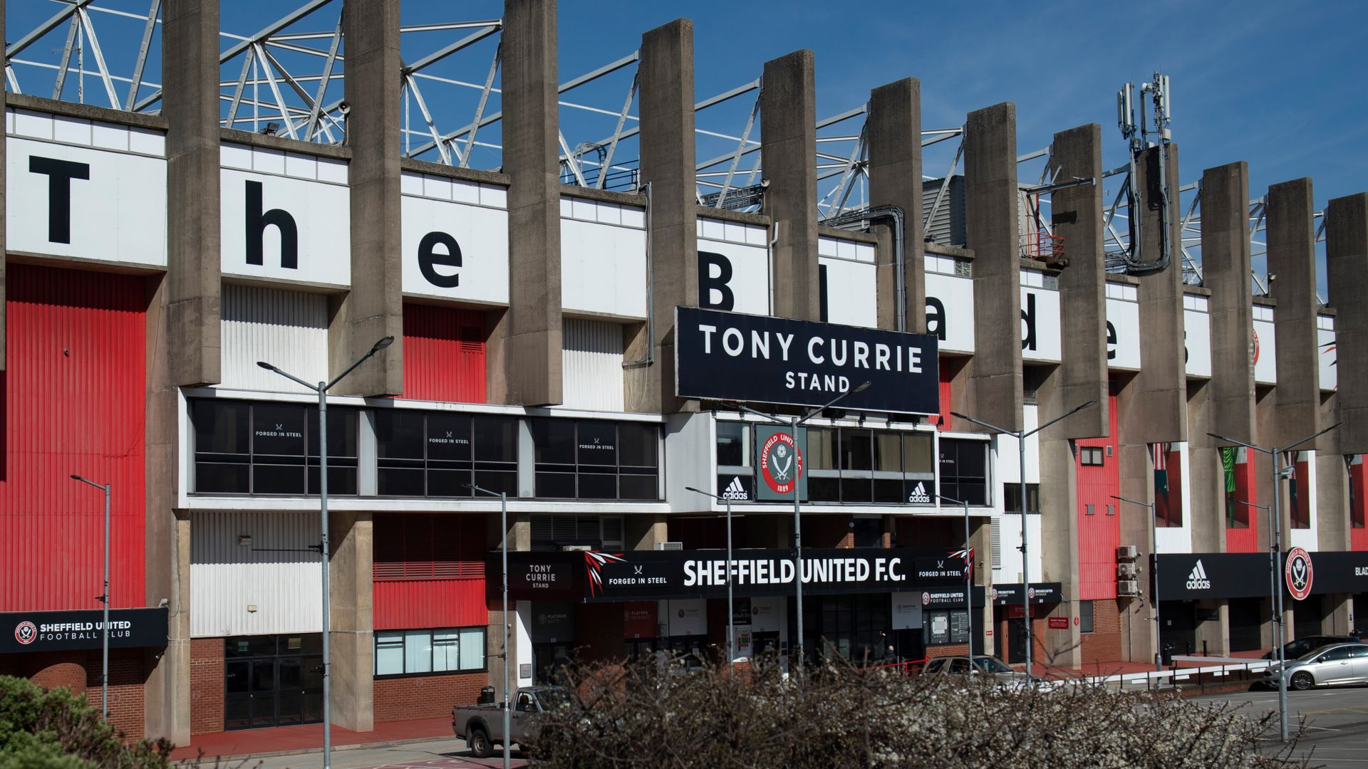 Sheffield United repurchase Bramall Lane