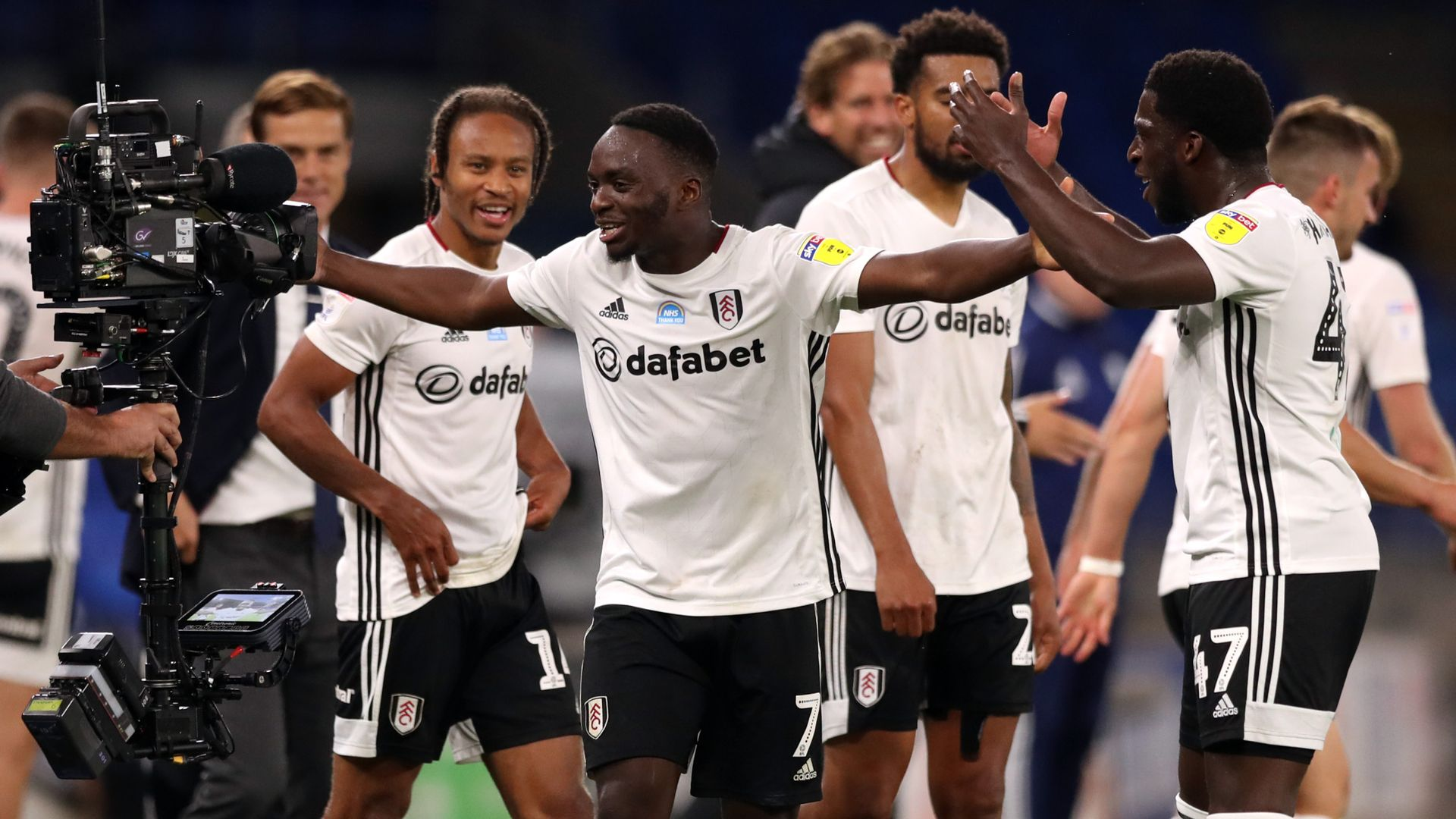 Onomah, Kebano stunners see Fulham take control of tie