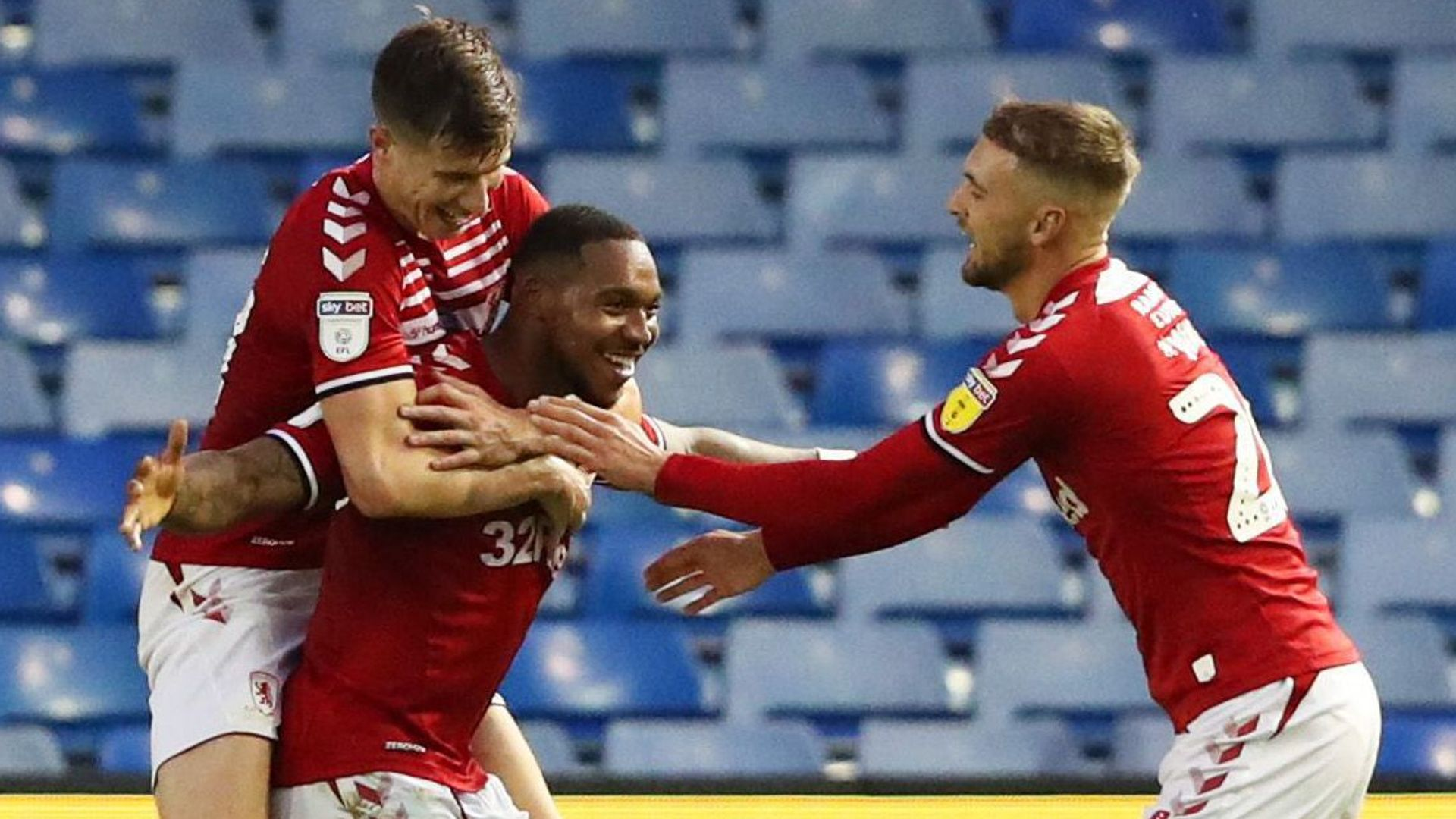 Boro beat Sheff Wed to secure Championship status
