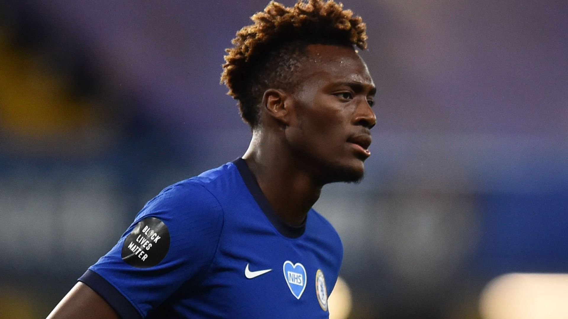 Lampard: Abraham contract not affecting form