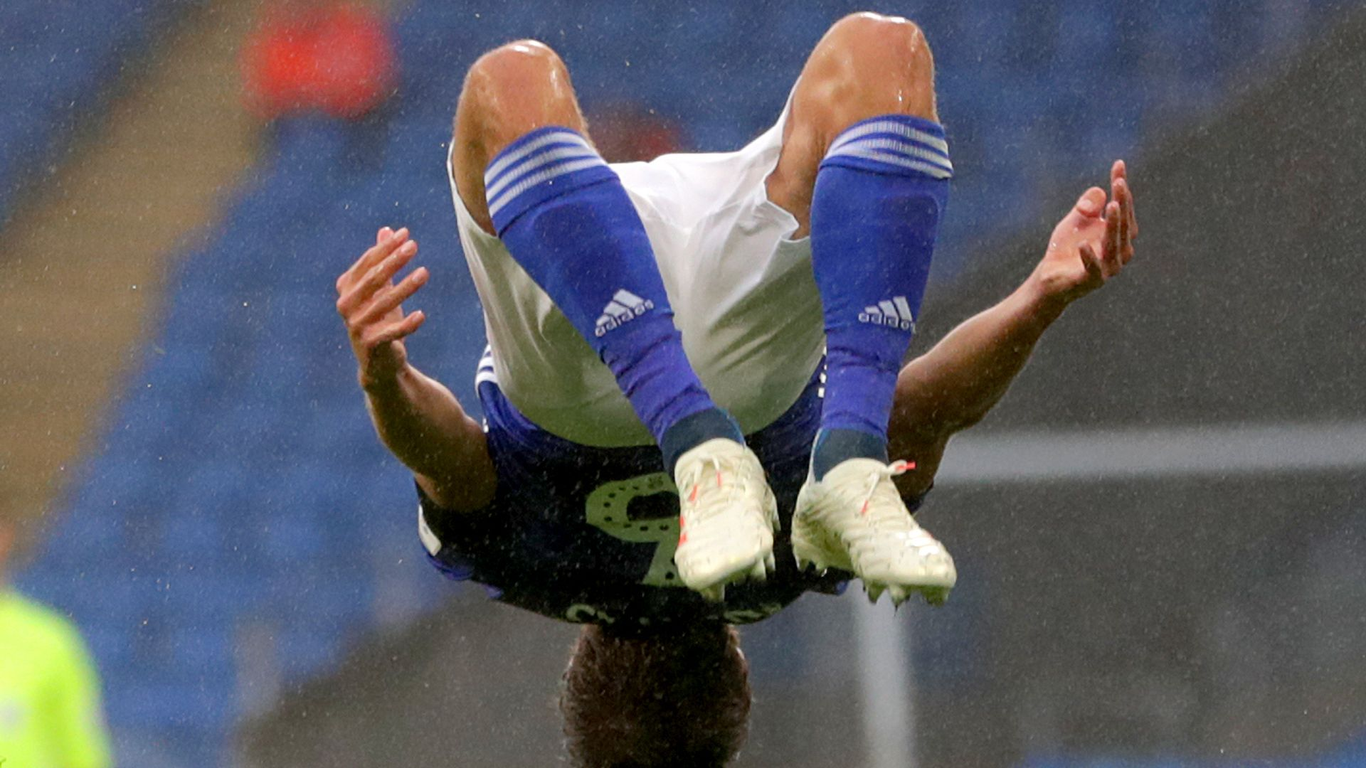 Championship LIVE! Blackburn level at Cardiff