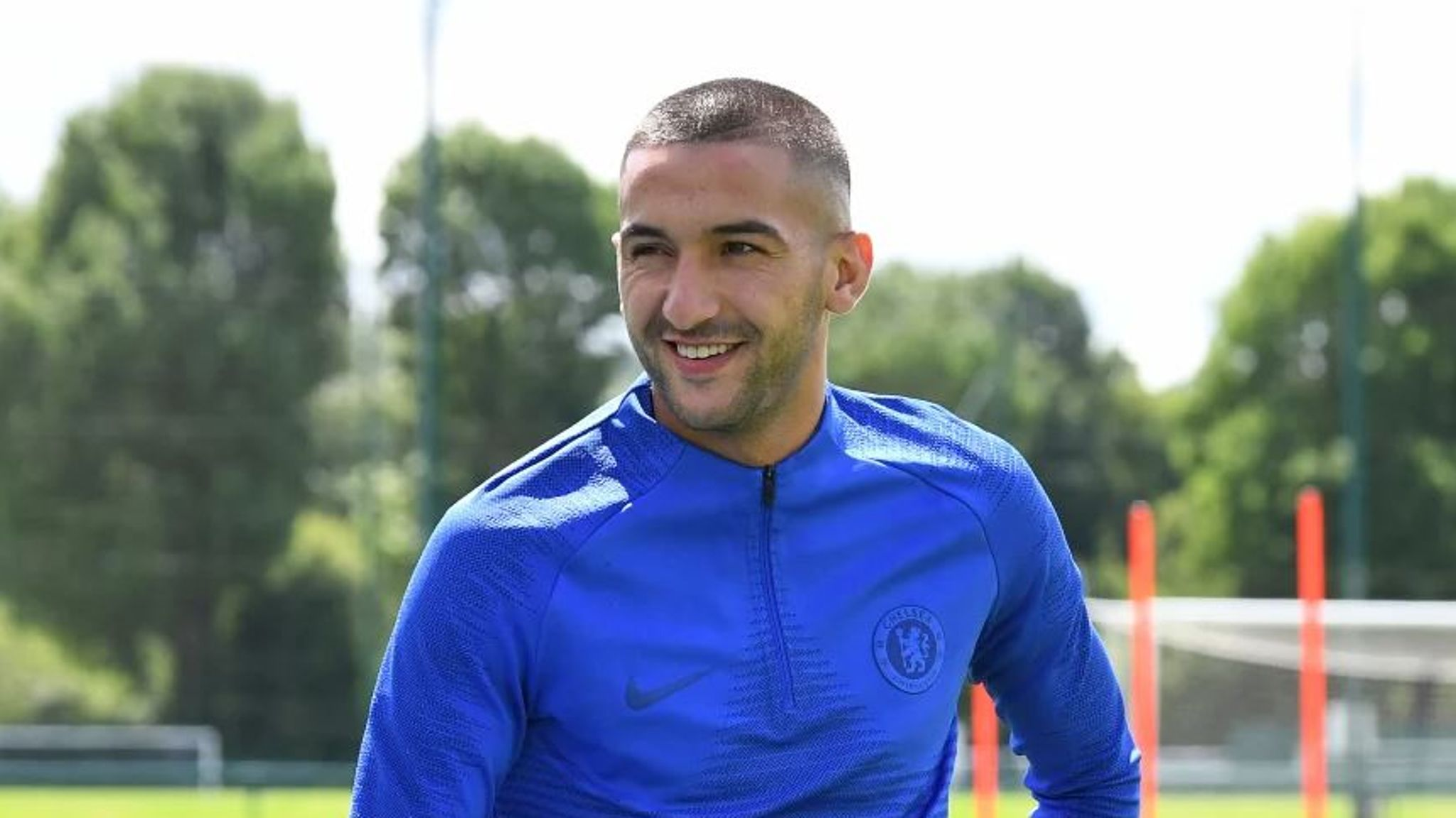 Hakim Ziyech: New Chelsea signing says it is a dream come true to ...