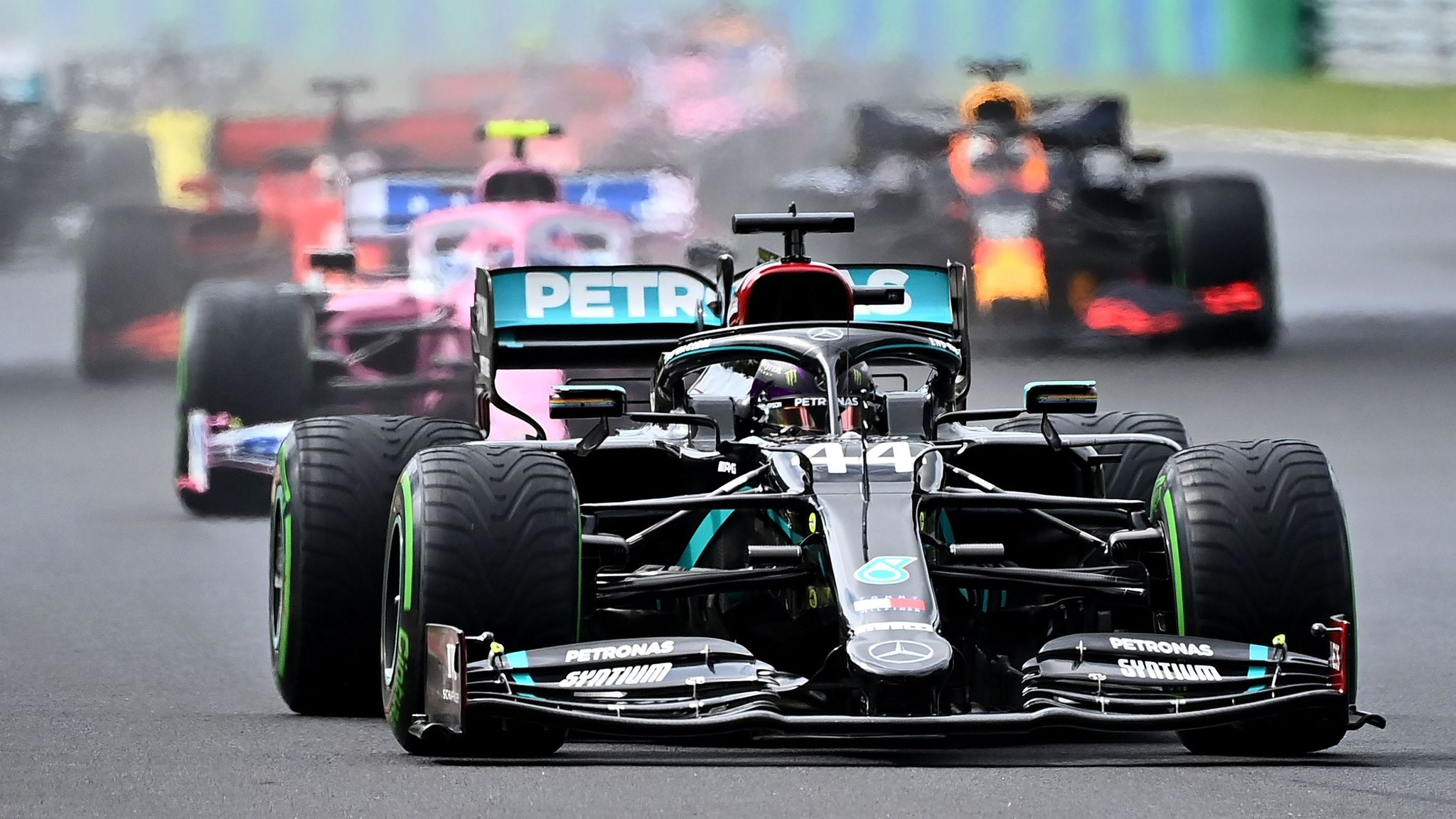 Nurburgring Portugal And Imola Races Added To F1 2020 Calendar F1 News