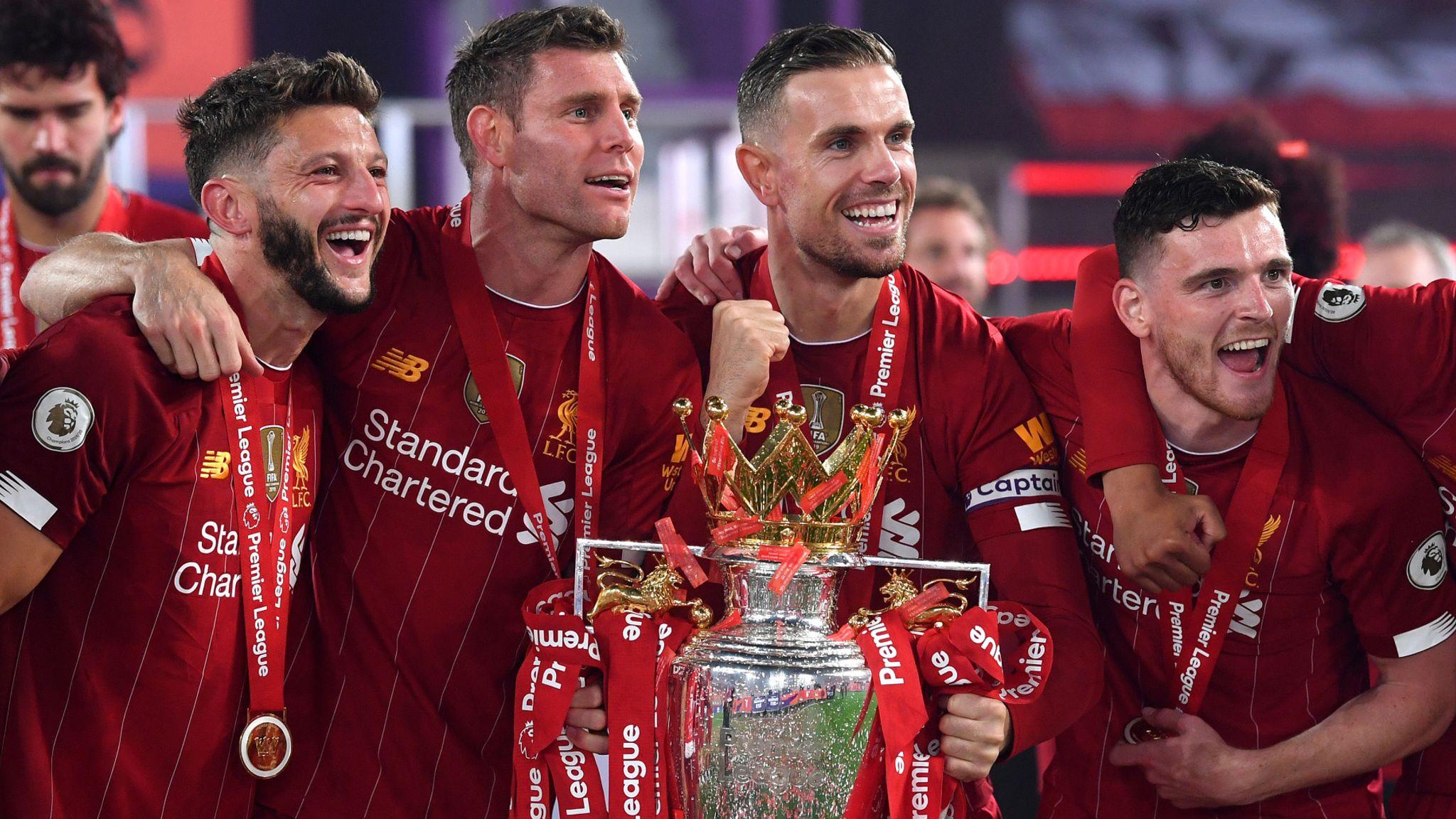 Premier League 2020 21 Season Start Date Finish Date New Kits Football News Sky Sports