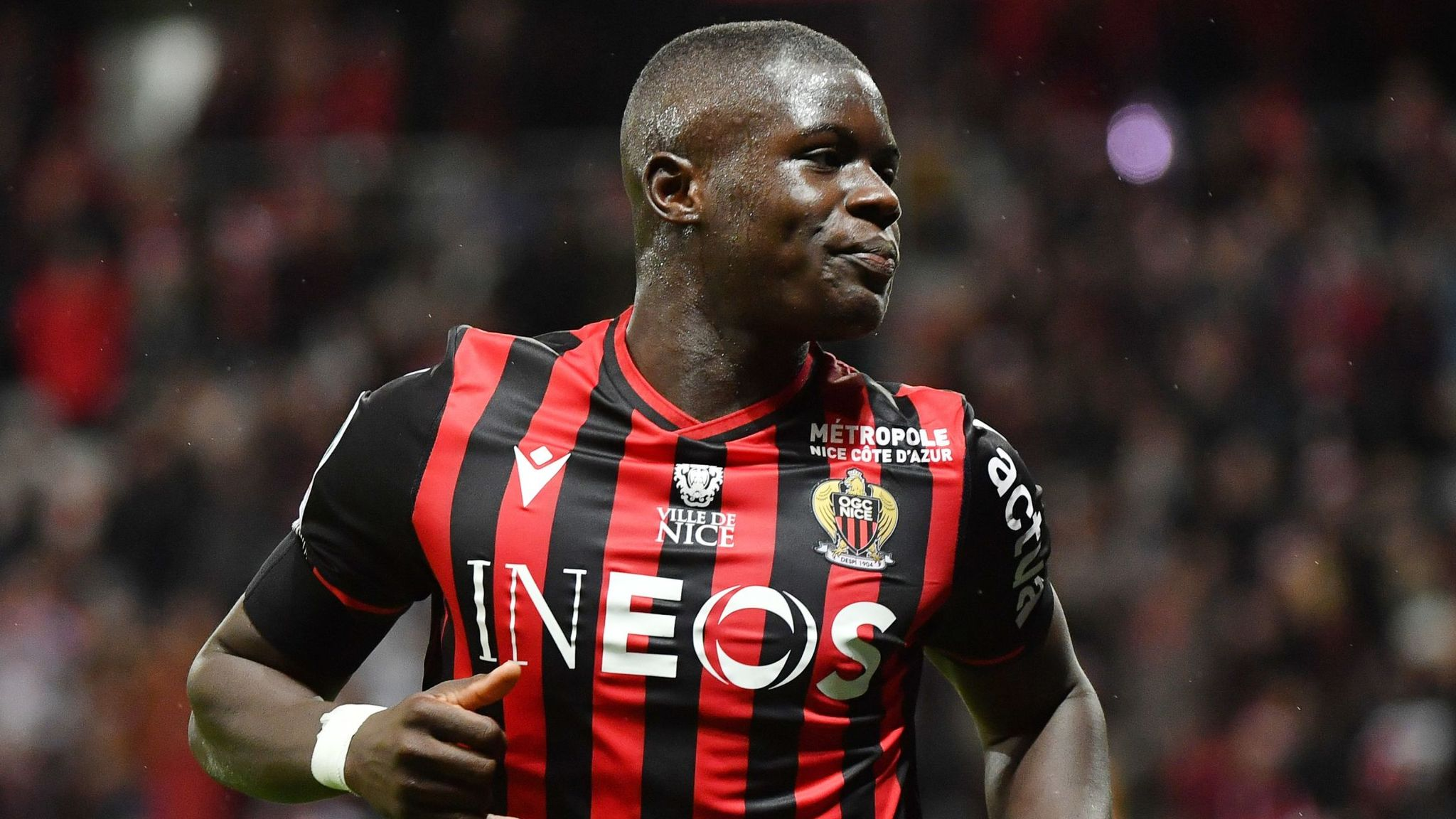 Malang Sarr Chelsea Sign Former Nice Defender On Five Year Deal Football News Sky Sports