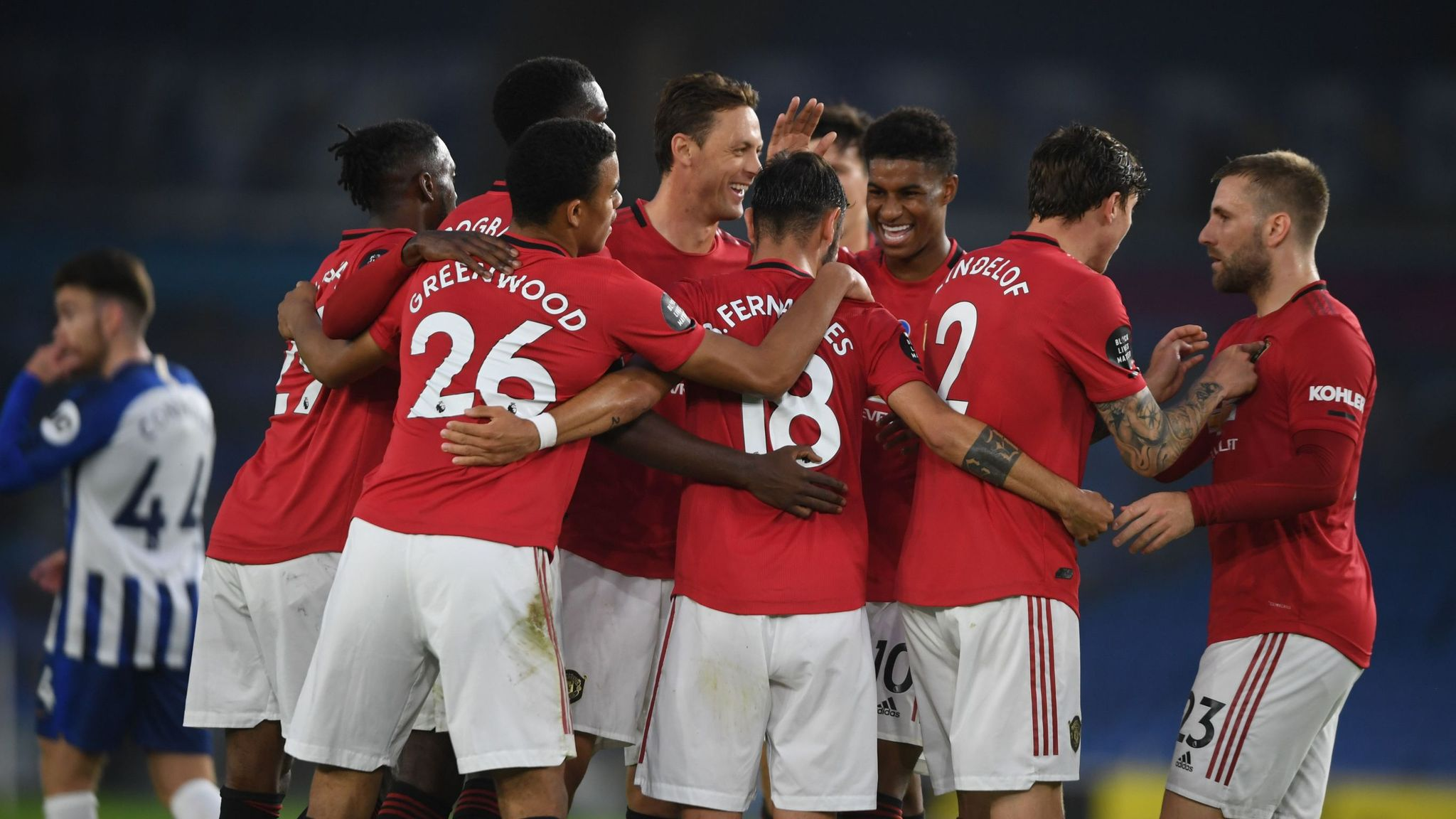 Premier League Review Podcast Is This The Best Man Utd Team Since Sir Alex Ferguson Retired Football News Sky Sports