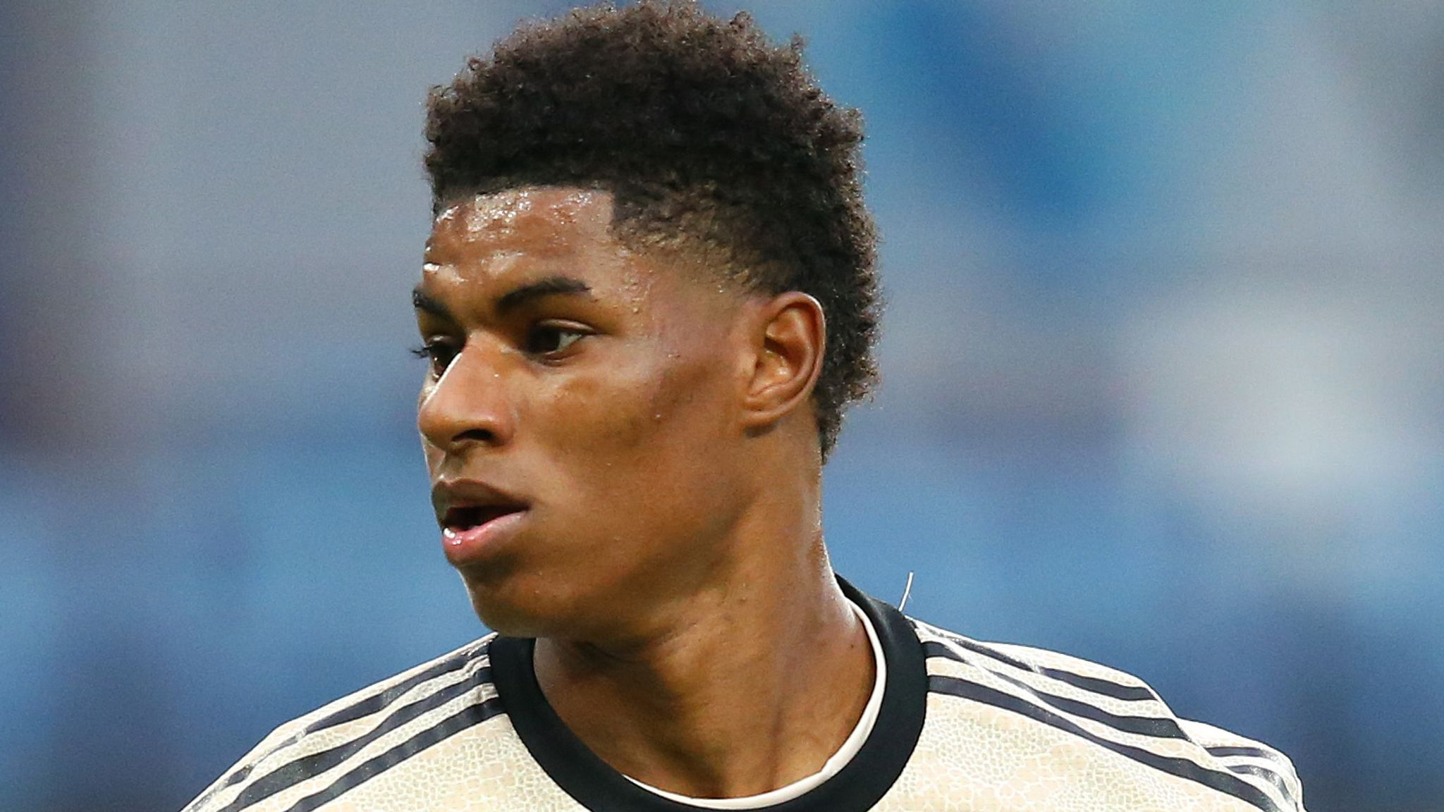 Marcus Rashford Haircut Marcus Rashford Agrees New 300 000 A Week Deal With Manchester United Metro News